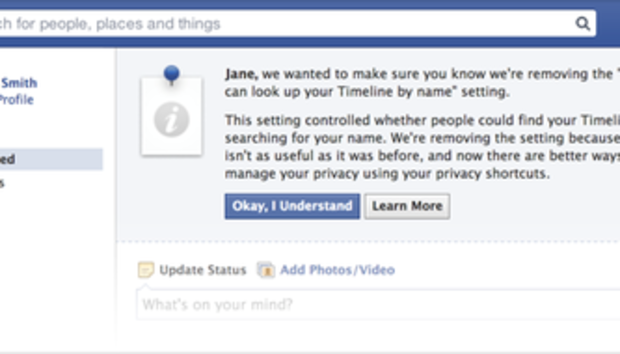 How to stay private now that anyone can find you on Facebook