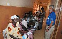 Lira residents flock for medical camp