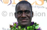 World Para Athletics: Uganda's Emong wins gold in London