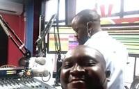 Comedian Salvador Idringi replaces Fat Boy at Sanyu FM