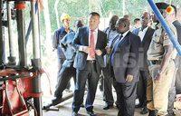 Gold mining starts in Ibanda district