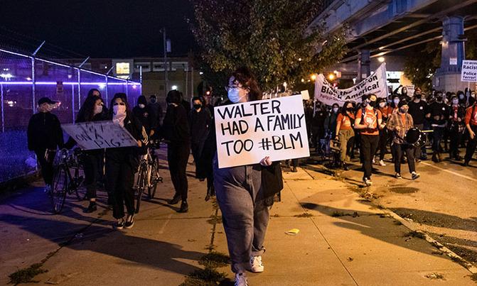 Philadelphia curfew as anger boils over police killing of Black man