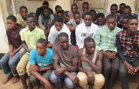 Butobere students arrested for attacking rival school