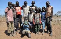 In pictures: The children of refugee camps