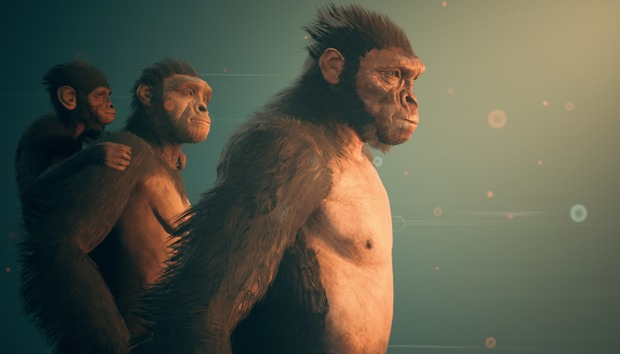 Ancestors: The Humankind Odyssey review: Where learning to sharpen a stick is a major achievement