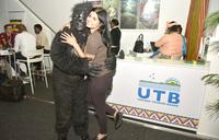 "Ugandan ""Gorilla"" star attraction at Indaba expo"