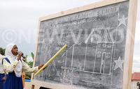 Wakiso school gets latrines, survives closure