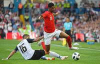 World Cup: Rashford a concern for England