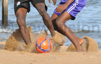 Beach Soccer: Simba scores four as SLAU crush MS Sand