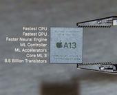 Inside Apple's A13 Bionic system-on-chip