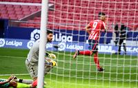 Suarez scores twice off the bench as Atletico hammer Granada