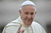 Pope hits 40 million mark on Twitter
