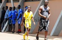 How good is Bebe Cool's  son at football?