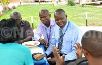 Ugandans hiding HIV drugs in gardens, bars, offices