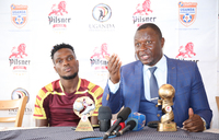 Mike Mutebi wins coach of the month award