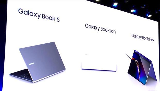 Samsung's upcoming Galaxy Book Flex, Galaxy Book Ion emphasize stunning displays, light weight