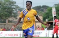 Okello seals four-year deal with Algeria's Paradou AC