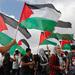 Arab Israelis protest on Jewish state's anniversary