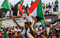 Sudanese eagerly anticipate transition to civilian rule
