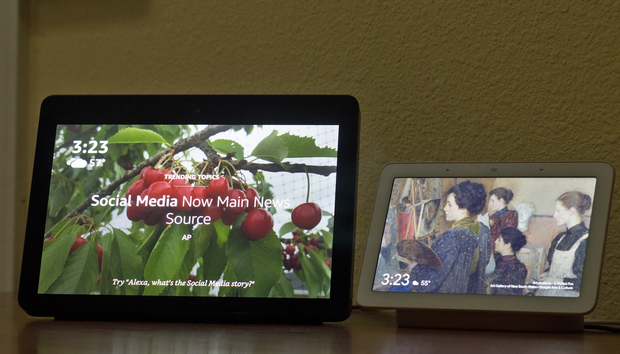 Amazon Echo Show vs Google Home Hub: One of these smart displays is better than the other