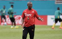 Ghana camps in Kenya ahead of World Cup qualifier