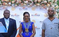 Muyenga Rotary Club gets new president