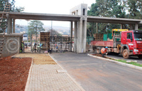 KCCA to unveil new Makerere University gate, roads