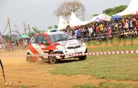 Mukiibi targets the Pearl Rally win