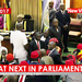 What next in Parliament?