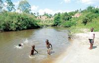 Mbarara faces hard time as River Rwizi dries up
