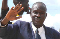 Michael Oromait MP,Katakwi passes on