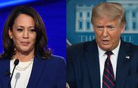 Trump promotes false birther theory about Kamala Harris