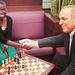 Chess legend Kasparov visits Uganda