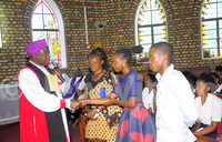 West Ankole diocese bishop tips students