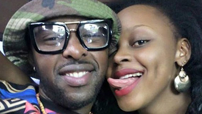enzo in happier times with ema amakula ourtesy hoto