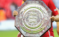 Community Shield set for August 29 at Wembley