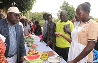 Gov't to continue promoting nutrition programmes