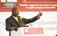 Museveni opens 64th CPC, calls for cooperation