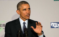 Obama hails Qatar as 'strong partner' against Islamic State