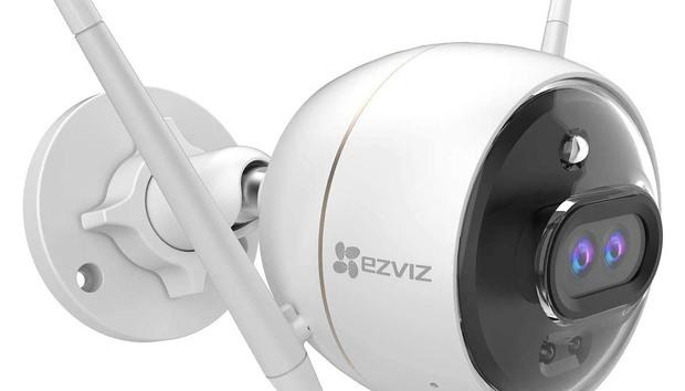 EZVIZ C3X outdoor camera review: Great camera, buggy cloud subscription