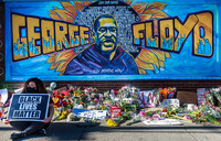 PICTURES: Protests across the US over George Floyd's death