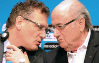 Valcke downfall is new blow for Blatter