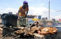 Cholera outbreak kills nearly 100 in Nigeria