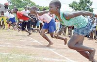 The best kid athletes are from Pader district