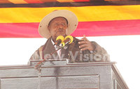 Museveni speaks out on importing Cuban doctors
