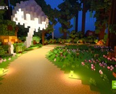 RTX On: Minecraft's gorgeous real-time ray tracing is coming this week
