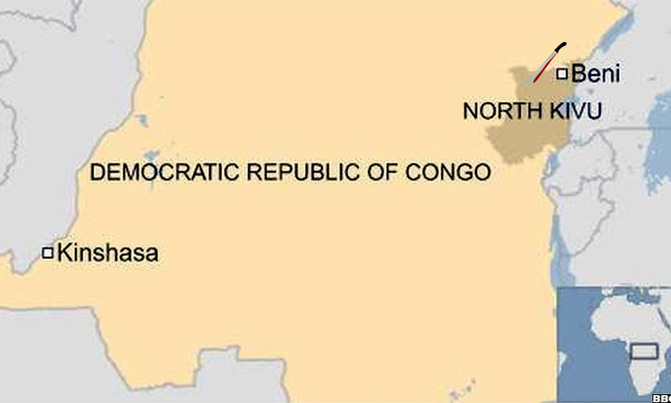Death toll in DR Congo attack rises to 12