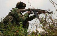 Congo army battles M23 rebels near Goma