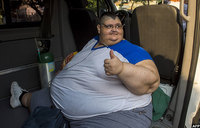 World's heaviest man goes under knife