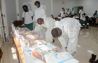 COVID-19:  Emergency Pre-hospital caregivers get skills
